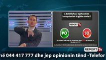 Report TV - Korrupsioni dhe dushi, qytetari surprizon me pyetjen, ja si përgjigjet gazetari