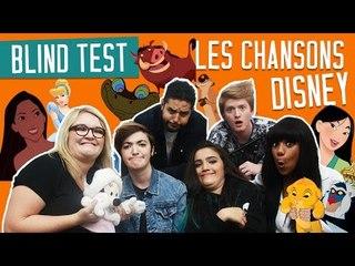 [BLIND TEST] LES CHANSONS DISNEY... avec ADELINEVIDEOS et KEYZA