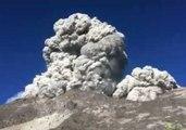 Java's Mount Merapi Erupts, Spewing Ash