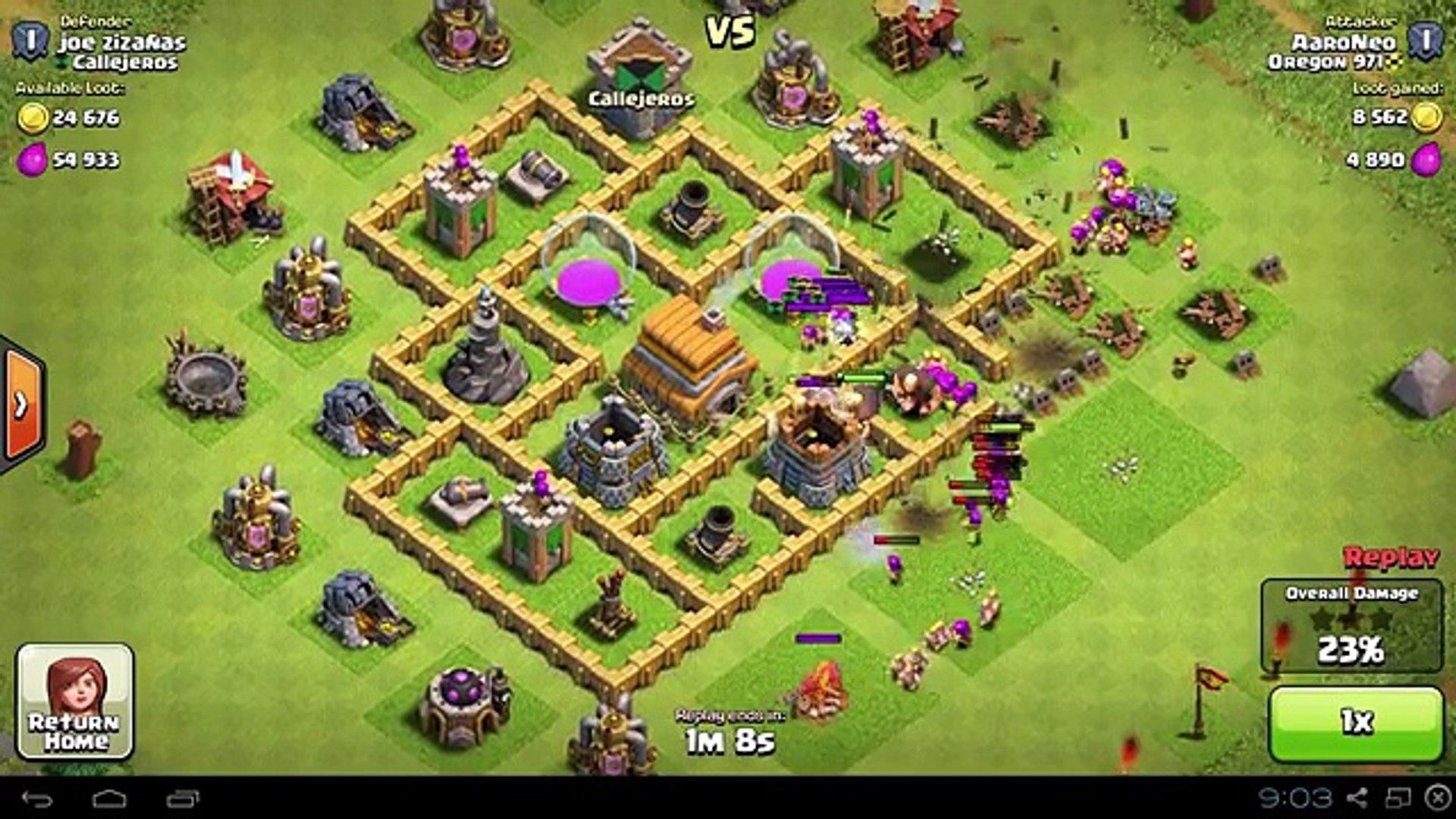Best Town Hall Level 5 Th5 Raiding Attack Strategy 1350 Trophies Clash Of Clans Part 2 Video Dailymotion