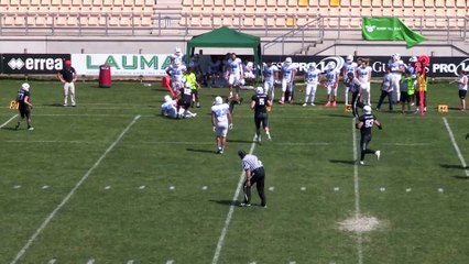 Panthers Parma - Ducks Lazio 45-28, highlights e interviste