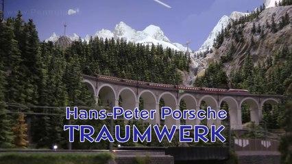 Die gigantische Modelleisenbahn im Hans Peter Porsche TraumWerk - Ein Video von Pennula zum Thema Modelleisenbahnanlage und Modellbahnausstellung