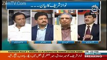 Indian Journalist Aur PMLN Members Ne Nawaz Sharif Ke Statement Per Kya Kaha ? Hamid Mir Reveals.