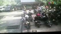 Wanita Bercadar Ledakkan Bom di GKI Diponegoro Surabaya