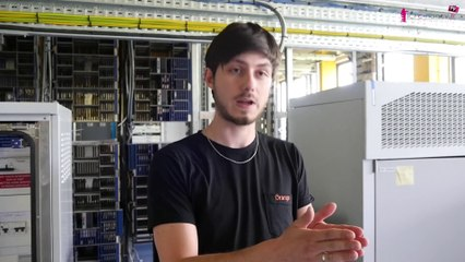 Focus métier : Yohann, Technicien d'intervention réseau structurant chez Orange