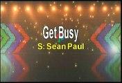 Sean Paul Get Busy Karaoke Version