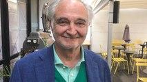 Jacques Attali, fondateur de la Semaine du cinéma positif au festival