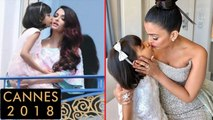 Cannes 2018 | Aishwarya Rai Aaradhya Bachchan Share Adorable Moments At Cannes Film Festival