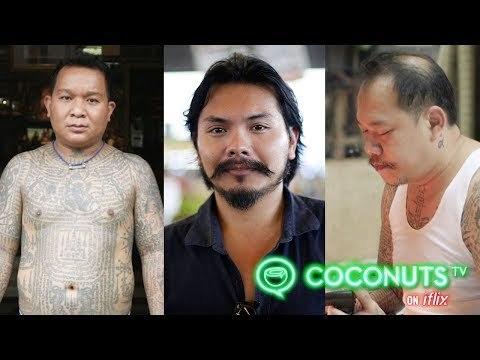 Sak Yant Tattoos in Thailand | MAGIC INK | Coconuts TV