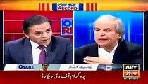 Aap Kis Munh Se PMLN Mein Ja Rahe Hain Kashif Abbasi To Javed Hashmi
