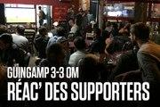 Guingamp - OM (3-3) | Les réactions des supporters et Winners