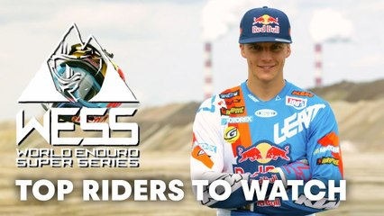 ENDURO 2018: Top riders to watch.