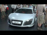 Audi R8 GT Walkaround at the Goodwood Festival of Speed 2010