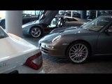Supercar Showroom in Puerto Banus, Spain - SLR, 599, Superleggera, Murcielago - Fischer Car Group