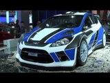 The new 2011 WRC Cars; Mini Countryman, Citroen DS3, Ford Fiesta