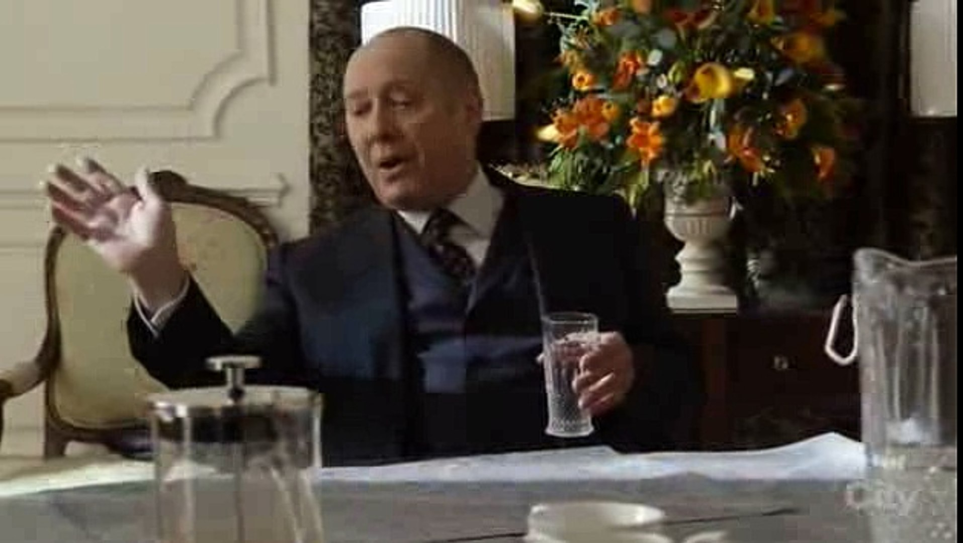 The Blacklist Raymond Reddington, Elizabeth Keen Season 5