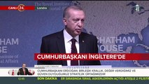 Cumhurbaşkanı Erdoğan, İngiltere'de