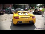 Porsche Carrera GT - Startup and Revs (Combo with GT3 RS 4.0)