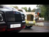 Ultimate 'BRIGHT' Rolls Royce Collection - Phantom, Phantom Coupe and Silver Dawn