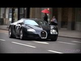 Bugatti Veyron Sports Exhaust - Revs and Driving
