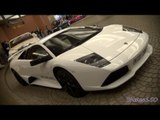Lamborghini Murcielago LP640 Versace Limited Edition