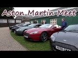Aston Martin Meet - DBS, Virage, V12 Vantage, V8 Vantage S, DB9, V8V