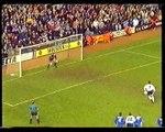 Tottenham Hotspur - Newcastle United 04-12-1993 Premier League