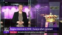 Drama României, drama familiei regale. Regina Maria s-a apropiat de cei mai sărmani între sărmani. Efortul ei pentru reconstrucţia ţării a fost cel puţin la fel de intens ca cel din timpul Primului Război Mondial.