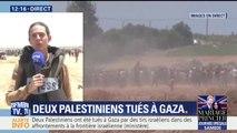Bande de Gaza: plusieurs Palestiniens tués dans des heurts avec des soldats israéliens