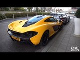 Picking up R8 V10 Plus and Meeting with P1 and 918 - Alps Adventure Part 1