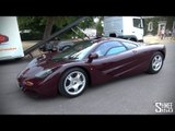 Rowan Atkinson's McLaren F1 - Fully Repaired and Sounding Great