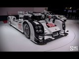 FIRST LOOK: Porsche 919 Hybrid LMP1 Car at Geneva 2014