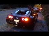 Bugatti Veyron and Brand New McLaren P1 in Monaco