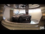 Vanquish Volante and V12 Vantage S - Galpin Aston Martin Vault