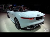 FIRST LOOK: Jaguar F-Type R AWD Convertible and Manual V6 S - LA Auto Show 2014