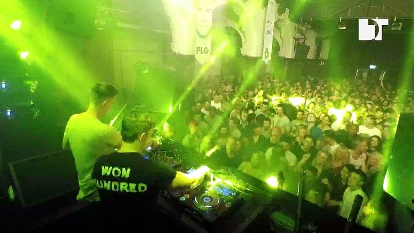 Fedde Le Grand b2b Dannic & Oliver Heldens at ADE 2017: Dark Light Sessions (NL)