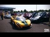 Ultimate McLaren Parade - P1 GTR, 4x P1, 5x Le Mans Racing F1 GTRs