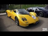 My Dream Drive in a PAGANI ZONDA!