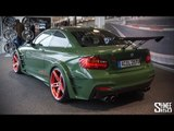 The AC Schnitzer ACL2 is a 2 Series with a 570hp M4 ENGINE!
