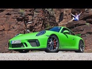 25 Tunnels in My Screaming Porsche GT3!