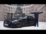AMG GT R Snow Fun! | VLOG