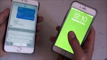 Crash Reboot Your Friends iPhone By iMessage   IOS 8 3 Bug Jailbreak!!