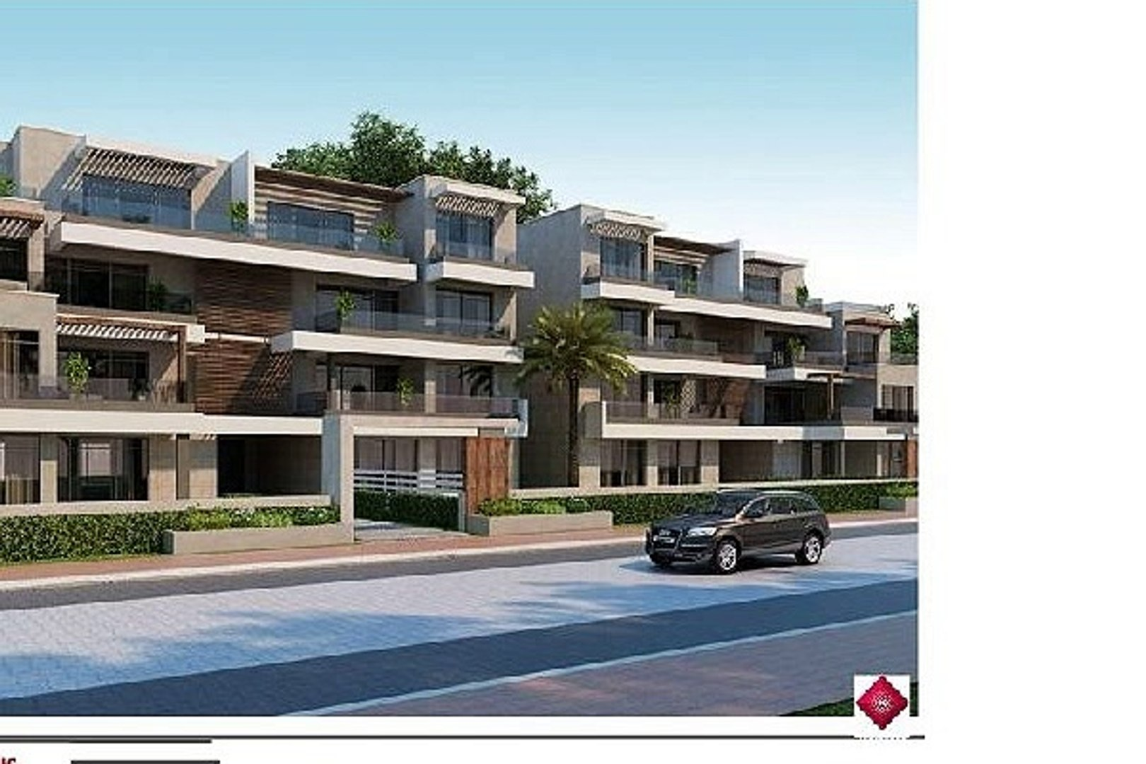 capital gardens 186m with 118m garden corner 650k remaining 1 2 million with installments 7 years