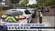 Un homme abattu au volant de sa voiture à Saint-Denis (93)