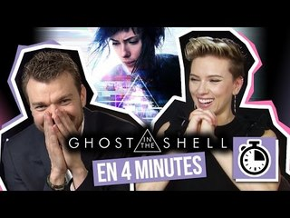 "DÉFI ""GHOST IN THE SHELL"" - 4 MINUTES POUR VOUS CONVAINCRE !"