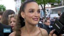 """Charlotte Le Bon """"Judith Hôtel, c'est inspiré d'un rêve que j'ai fait"""" - Cannes 2018"""