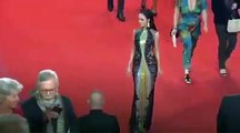 Vũ Ngọc Anh xuất hiện trên thảm đỏ Cannes 2018