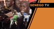 Rencontre avec le ministre Matar Ba, Réaction des lutteurs
