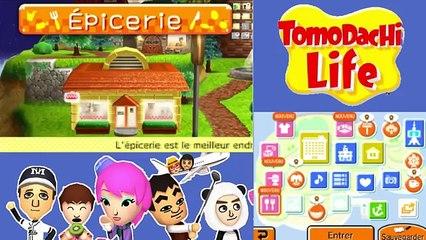 GUILLAUME ET KIM DANS LESPACE |TOMODACHI LIFE Episode 36 FR Nintendo 3DS