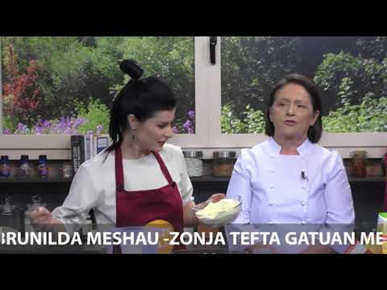 Te gatuajme me Zonjen Tefta PJ1  Lakror me hithra, Supe me koke peshku Salmon